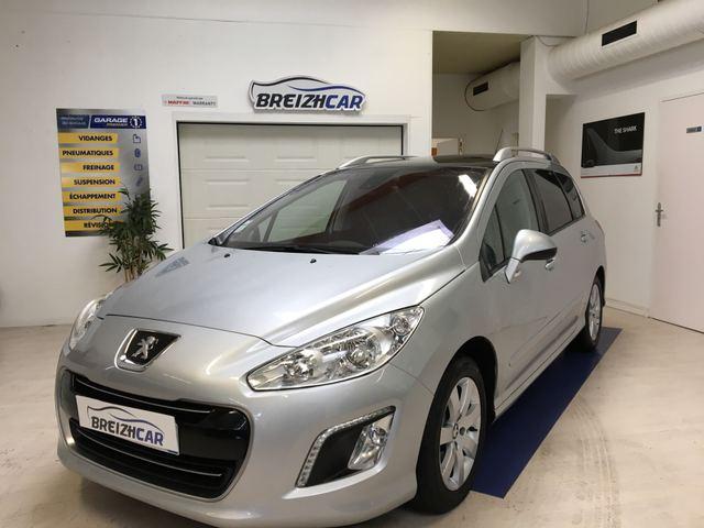 Peugeot Peugeot 308  1.6 e-HDi112 FAP Active 5p