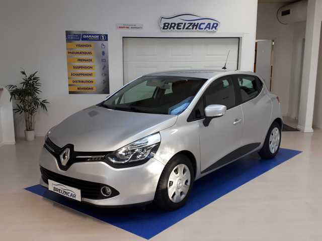 Renault Renault Clio IV (B98) 1.5 dCi 90ch energy Business Eco²