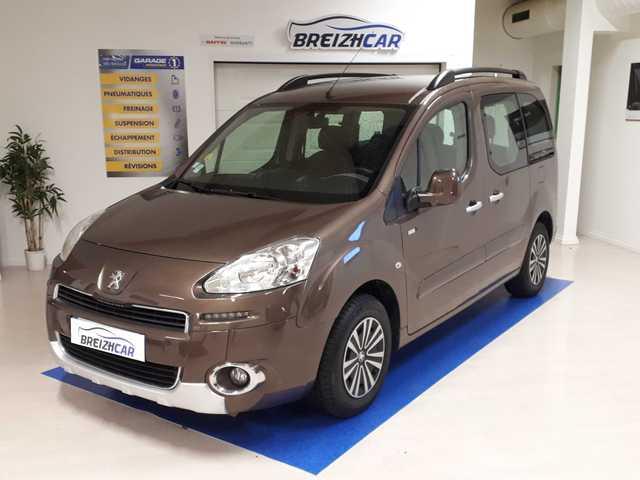 Peugeot Peugeot Partner  1.6 HDi92 FAP Style IV