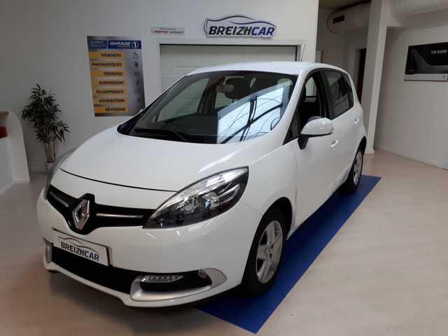 Renault Renault Scenic III (J95) 1.5 dCi 95ch energy Life Euro6 2015