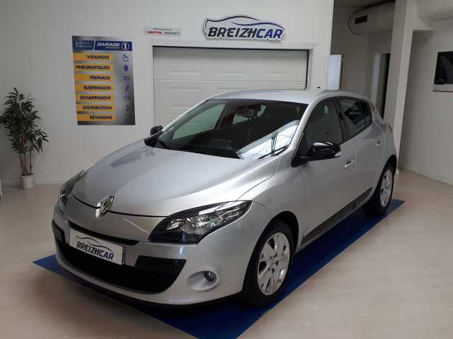 Renault Renault Megane III (B95) 1.5 dCi 110ch FAP Expression eco²