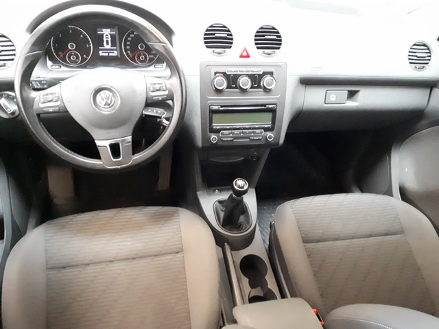 Volkswagen Volkswagen Caddy II 1.6 TDI 102 FAP Confortline