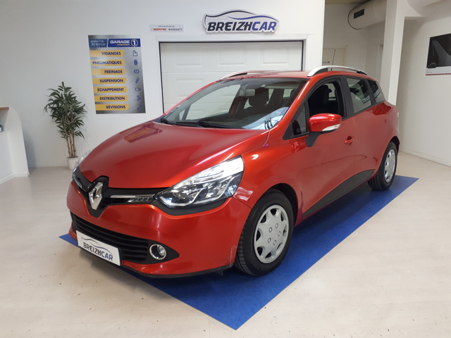 Renault Renault Clio IV 1.5 dCi90 ENERGY Dynamique eco² 5p