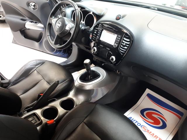 Nissan Nissan Juke  1.5 dCi 110 FAP Tekna