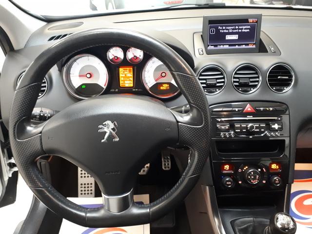Peugeot Peugeot 308  1.6 e-HDi112 FAP Féline 5p