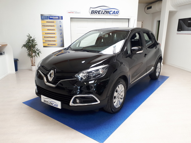 Renault Renault Captur  dCi 90 E6 Energy Business 2015 S&S eco²