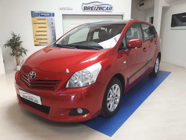 Toyota Toyota Corolla  126 D-4D SkyView Edition 5 places