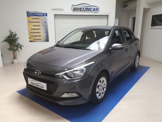 Hyundai Hyundai i20 II 1.1 CRDi 75 Business