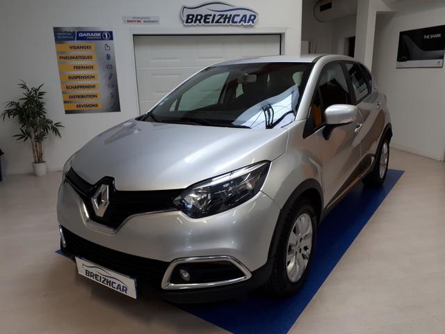 Renault Renault Captur  dCi 90 Energy Business S&S eco²