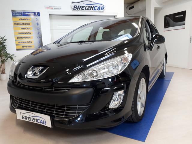Peugeot Peugeot 308  1.6 HDi110 Feline FAP BVM6 5p