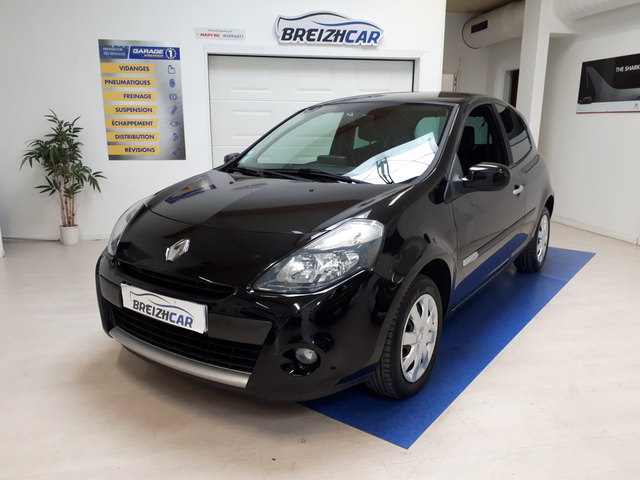 Renault Renault Clio III 1.2 TCE 100 eco² Euro 5 Dyna TomTom