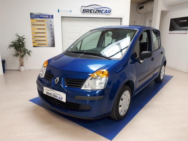 Renault Renault Modus I (J77) 1.2 16v 75ch Expression