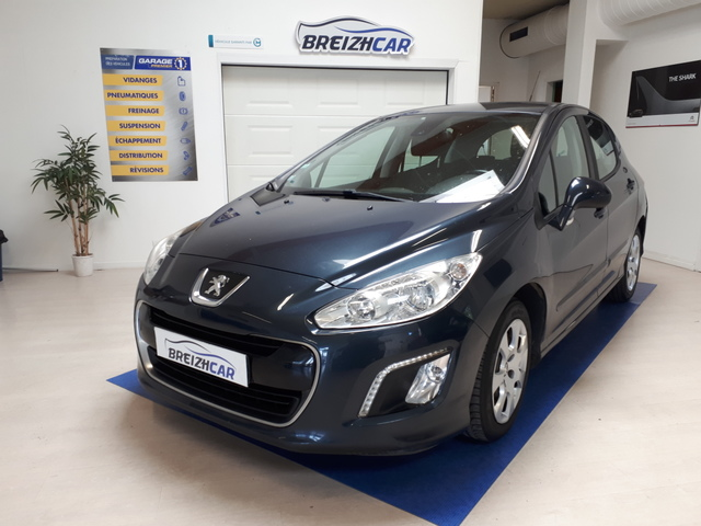 Peugeot Peugeot 308  1.6 HDi92 FAP Business Pack 5p